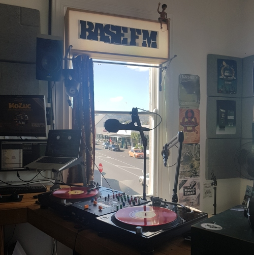 Base FM breakfast Aug photo